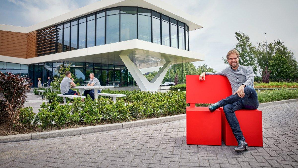 Sander Dekkers - senior architect bij Heembouw Architecten